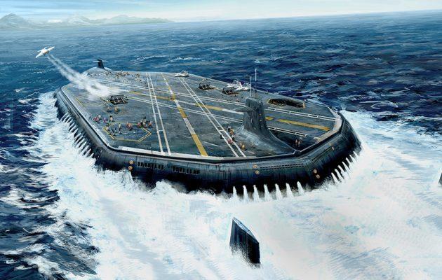 Υπερ-αεροπλανοφόρο κατασκευάζει το Ρωσικό Πολεμικό Ναυτικό – Ποιες οι δυνατότητες του