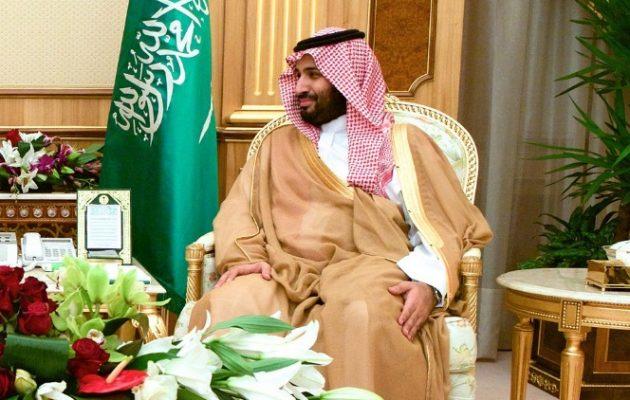 Ο πρίγκιπας διάδοχος της Σαουδικής Αραβίας τηλεφώνησε στον πρόεδρο του Ιράκ