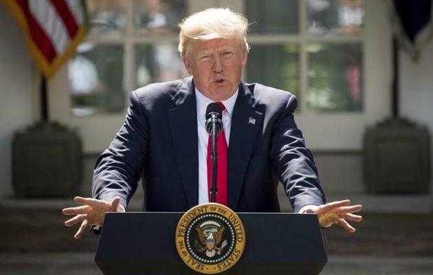 Τραμπ: Εάν οι ΗΠΑ συγκρατήσουμε τους νεκρούς σε 100.000-200.000 «κάναμε πολύ καλή δουλειά»
