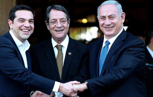 Συνέδριο Economist: Η συμμαχία Ελλάδας-Κύπρου-Ισραήλ βάζει την Τουρκία στο περιθώριο