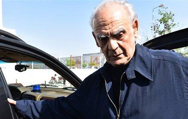 Ξανά στο εδώλιο ο Άκης Τσοχατζόπουλος λίγο μετά την αποφυλάκισή του