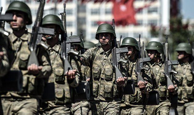 Ο τουρκικός κατοχικός στρατός ζητά ρόλο στην ευρωπαϊκή άμυνα – Ποιος πανηγυρίζει; Η Γερμανία