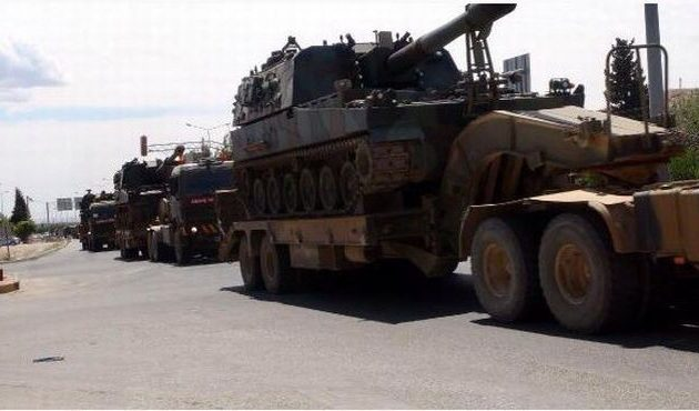 Ανήσυχοι οι Αμερικανοί στρατηγοί για τις κινήσεις Ερντογάν στη βορειοδυτική Συρία