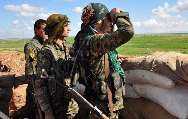 Τούρκοι και τζιχαντιστές μισθοφόροι ξεκινάνε την πολιορκία της Τελ Αμπιάντ