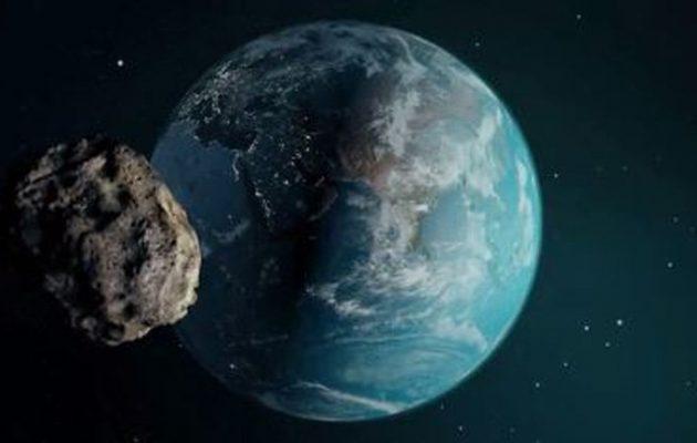 """Αστεροειδής """"απειλεί"""" τη Γη στις 12 Οκτωβρίου – Το σχέδιο άμυνας της NASA"""