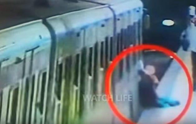 Ρώμη: Συρμός του Μετρό σέρνει γυναίκα, ενώ ο οδηγός… τρώει (βίντεο)