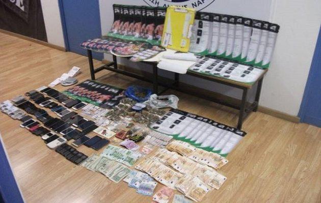 Κοκαΐνη σε χαρτόνια έφερνε καρτέλ από τη Λ. Αμερική –  22 συλλήψεις