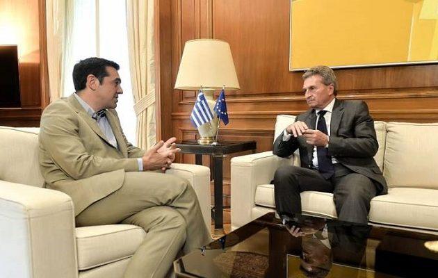 Tσίπρας: Ισχυρός προϋπολογισμός με προτεραιότητα στη χρηματοδότηση της κοινωνικής Ευρώπης
