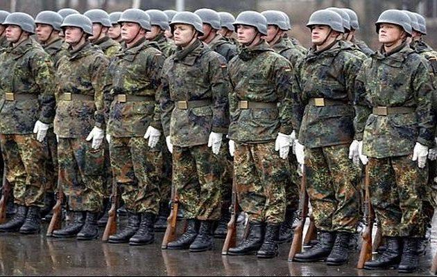 Ο γερμανικός στρατός «βλέπει» διάλυση της Ε.Ε. και δημιουργία νέου «ανατολικού μπλοκ»