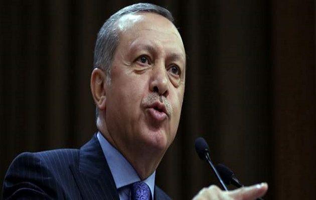 Ερντογάν: Δεν θα επιτρέψουμε ο τουρκοκυπριακός λαός να είναι θύμα της μη λύσης στο Κυπριακό
