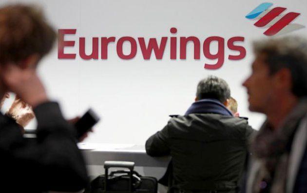 Πιλότος της Eurowings φοβήθηκε να πετάξει στην Τουρκία και ακυρώθηκε η πτήση
