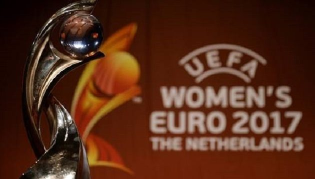 ΠΑΜΕ ΣΤΟΙΧΗΜΑ στο Euro 2017 Γυναικών: Ξεκινά στην Ολλανδία η ποδοσφαιρική γιορτή