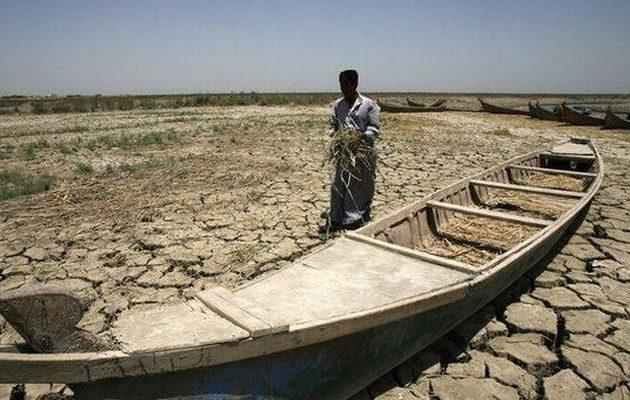 Η Τουρκία κόβει το νερό στη Μεσοποταμία – Χτίζει νέα φράγματα και μετατρέπει το Ιράκ σε έρημο
