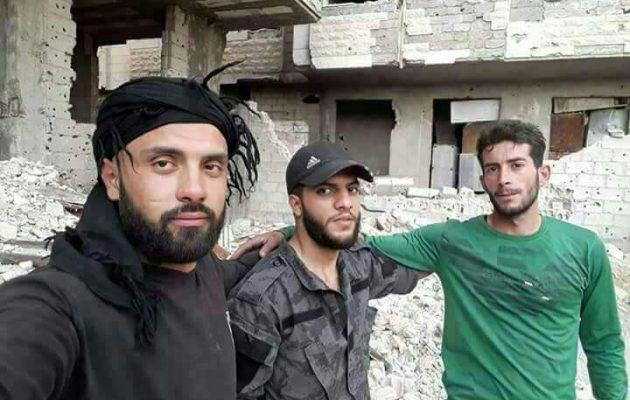 Ισλαμιστές στην ανατολική Δαμασκό αυτομόλησαν στις γραμμές του στρατού