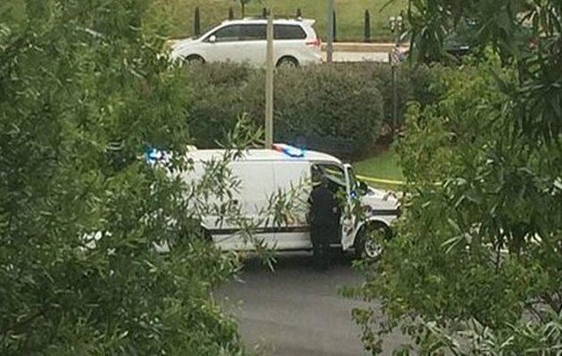 Ύποπτο αυτοκίνητο τραυμάτισε αστυνομικό κοντά στο Καπιτώλιο – Συνελήφθη ο δράστης