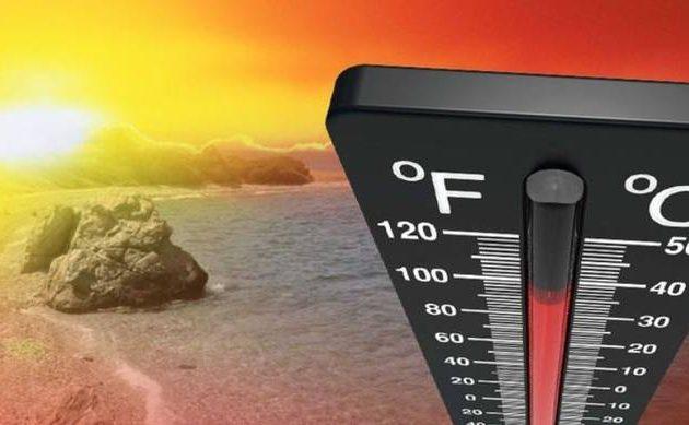 Θα καούμε και το Σαββατοκύριακο – Στους 44 βαθμούς ο υδράργυρος
