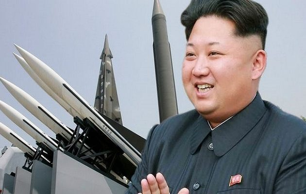 Ο Κιμ Γιονγκ Ουν ενισχύει το πυρηνικό οπλοστάσιο της Βόρειας Κορέας