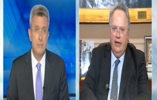 Κοτζιάς: Οι Τούρκοι είπαν ψέματα  στον Γκουτέρες για το Κυπριακό