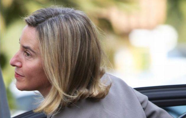 SMS στον Έλληνα Πρωθυπουργό να μεταβεί στο Κραν Μοντάνα έστελνε η Φεντερίκα Μογκερίνι