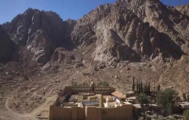 Aνακαλύφθηκε ιατρική συνταγή του Ιπποκράτη στο αρχαιότερο μοναστήρι του κόσμου
