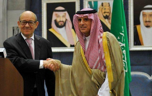 Οι Γάλλοι επιδιώκουν ρόλο «ειρηνοποιού» στον Κόλπο και η Σ. Αραβία τους είπε… «αλέ»