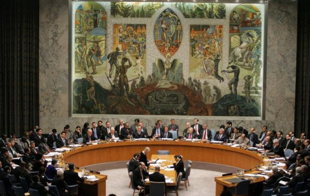 Συνεδριάζει την Πέμπτη το Σ.Α. του ΟΗΕ για την εισβολή των Τούρκων στη Συρία
