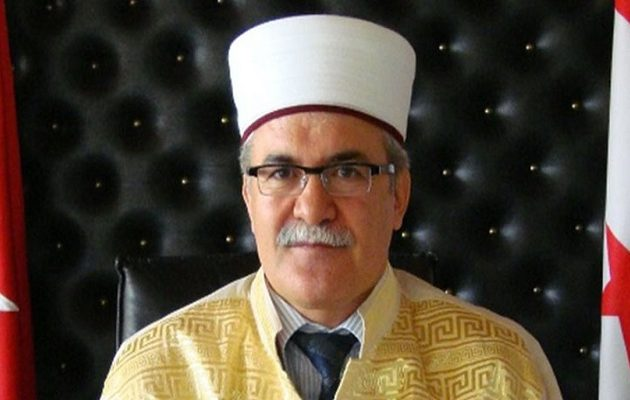 Συνελήφθη ο μουφτής των Τουρκοκυπρίων για σχέσεις με τον Γκιουλέν