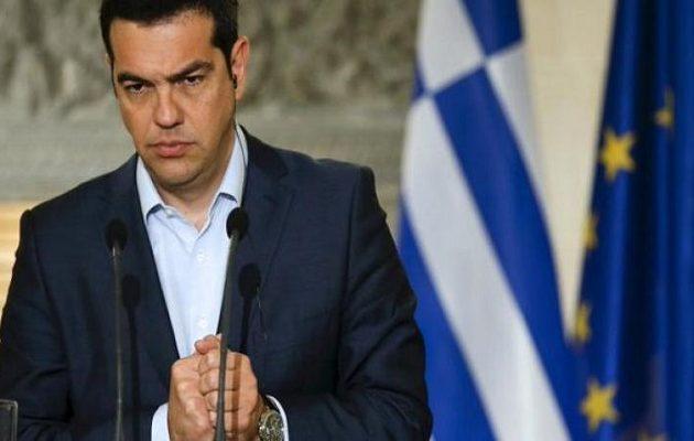 """Φοβούνται στα Σκόπια: """"Ο Τσίπρας θα ζητήσει από τον Τραμπ στήριξη στο θέμα του ονόματος"""""""