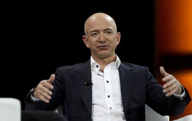 Με 202 δισ. δολ. ο Τζεφ Μπέζος – Η πανδημία διπλασίασε τις μετοχές της Amazon