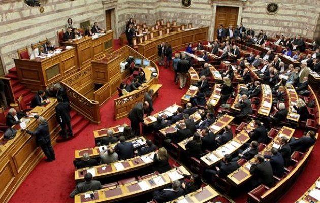 Υπερψηφίστηκε το ν/σ για διανομή κοινωνικού μερίσματος και στήριξη πλημμυροπαθών