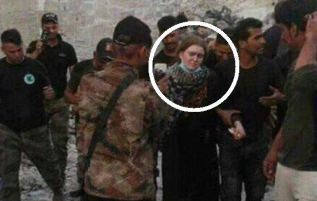 """Συνελήφθη 16χρονη Γερμανίδα τζιχαντίστρια στη Μοσούλη – Ήταν μαζί με άλλες 20 """"νύφες"""""""