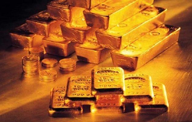 Σε υψηλό επταετίας ο χρυσός λόγω της κρίσης στη Μέση Ανατολή