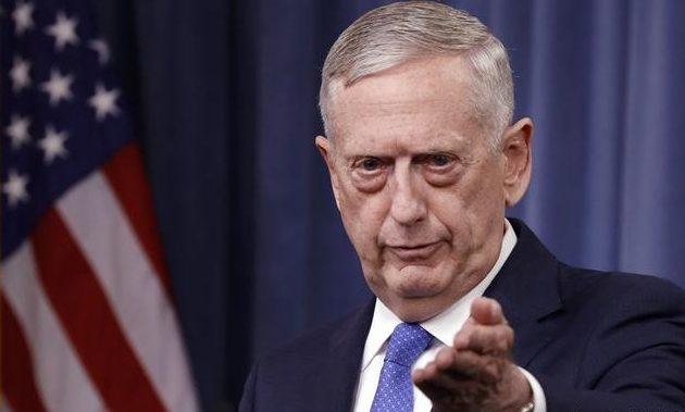 «Είμαστε έτοιμοι» να αντιμετωπίζουμε την Βόρεια Κορέα λέει ο Αμερικανός υπ. Άμυνας