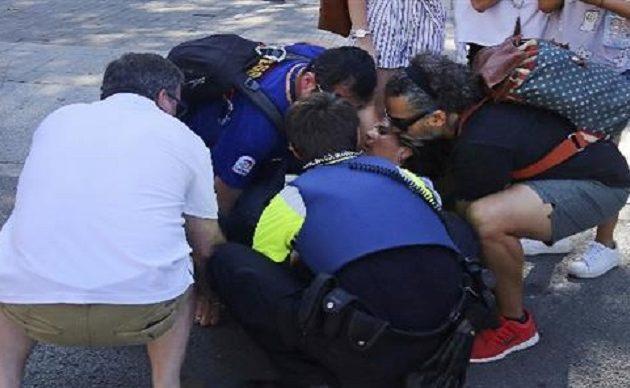 Βαρκελώνη: Μια Ελληνίδα και τα δυο παιδιά της ανάμεσα στους τραυματίες από το τρομοκρατικό κτύπημα