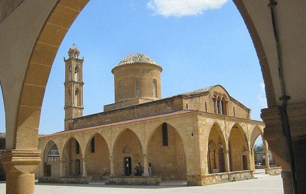 Οι προκλητικοί Τούρκοι απαγόρευσαν λειτουργία στον Άγιο Μάμα στην κατεχόμενη Μόρφου