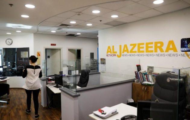 """Το Al Jazeera θα προσφύγει στη Δικαιοσύνη για την απόφαση του Ισραήλ να το """"κλείσει"""""""