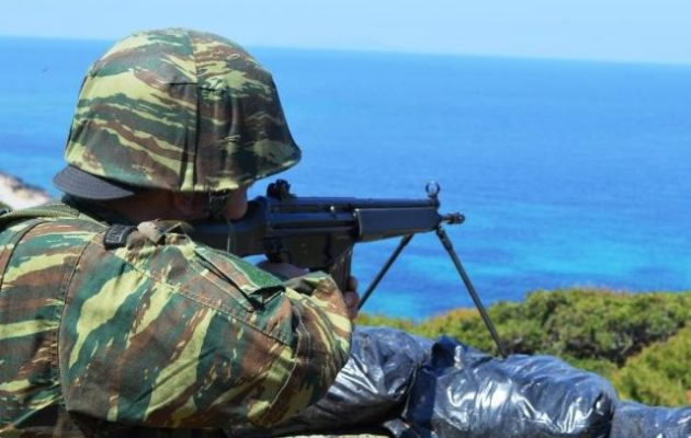 Η Τουρκία κατήγγειλε στον ΟΗΕ ότι απειλείται από τον ελληνικό στρατό στα ελληνικά νησιά
