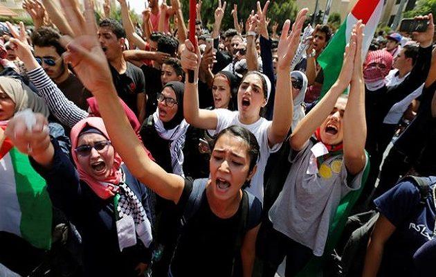 Οικονομική βοήθεια στην Ιορδανία 2,5 δισ. δολαρίων αποφάσισαν αραβικά κράτη
