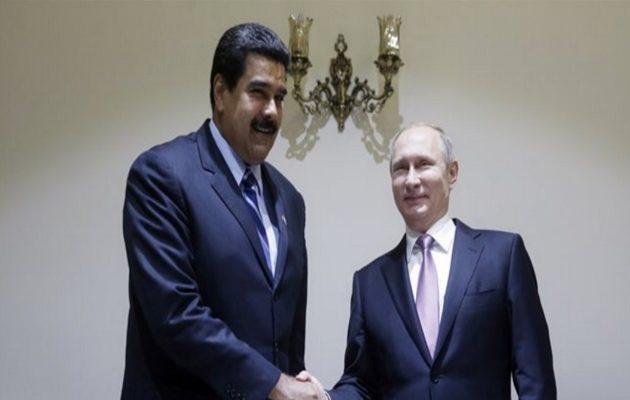 Ο Μαδούρο πάει Ρωσία να συναντήσει τον Πούτιν