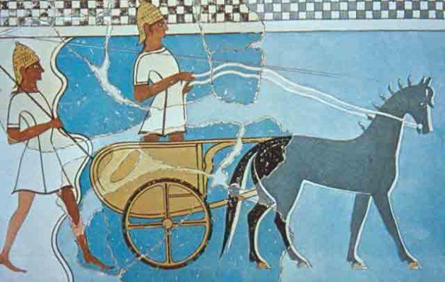 Το DNA μίλησε: Οι Έλληνες ζούμε στην Ελλάδα από το 7.000 π.Χ. – Είμαστε παρόμοιοι με τους Μυκηναίους
