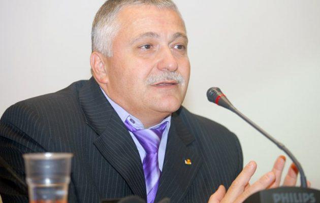 Ο Πόντιος κοσμοναύτης Θεόδωρος Γιουρτσίχιν-Γραμματικόπουλος πάει ξανά στο διάστημα