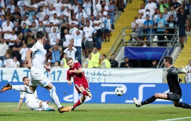 Ο Ολυμπιακός επέστρεψε στα σαλόνια του Champions League – Δεύτερη νίκη 0-1 επί της Ριέκα