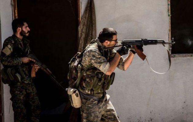 Αργά και προσεκτικά προελαύνουν οι SDF στον τελευταίο θύλακα του ISIS