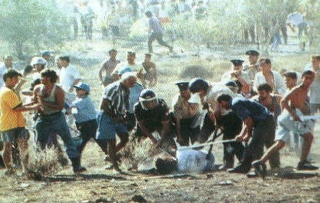 Μαύρη επέτειος: 21 χρόνια  από την δολοφονία του Kύπριου Τάσου Ισαάκ από τους Τούρκους