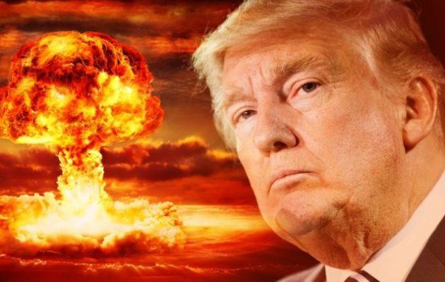 Ο Τραμπ την περασμένη εβδομάδα ζήτησε επιλογές για να βομβαρδίσει πυρηνικό εργοστάσιο του Ιράν