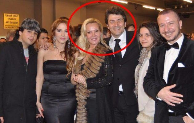 Βίντεο-σοκ με τον Τούρκο παρουσιαστή και το πρώην μοντέλο αμέσως μετά τον θάνατό τους