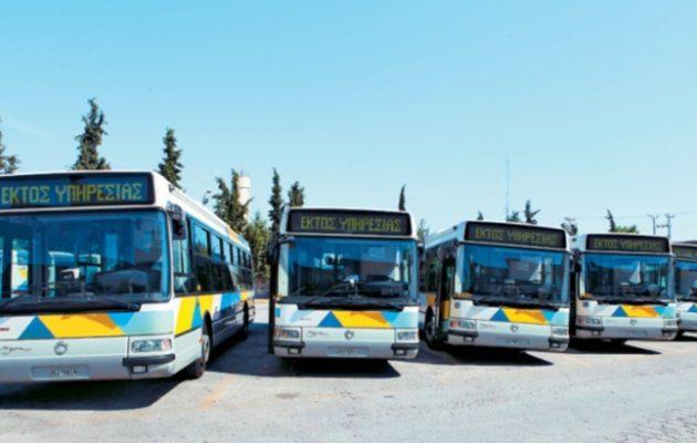 Ταλαιπωρίας πολιτών συνέχεια – Στάσεις σε λεωφορεία, απεργία την Πέμπτη σε προαστιακό