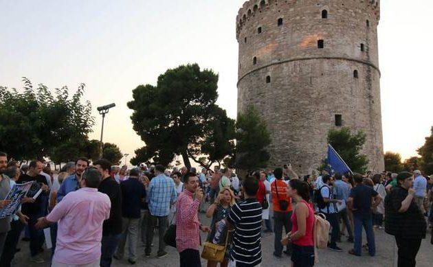 Συγκεντρώσεις κατά του χρυσού και των διακοπών υδροδότησης στη Θεσσαλονίκη