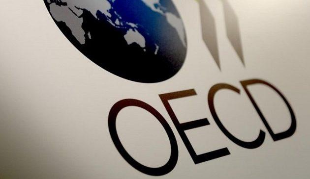 Ρυθμό ανάπτυξης 2,1% «βλέπει» στην Ευρωζώνη ο ΟΟΣΑ