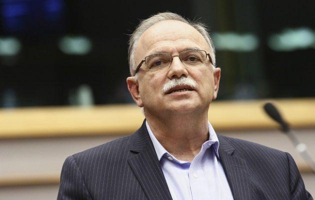 Παπαδημούλης: Το ψήφισμα της Ευρωβουλής θα είναι κόλαφος για την Τουρκία